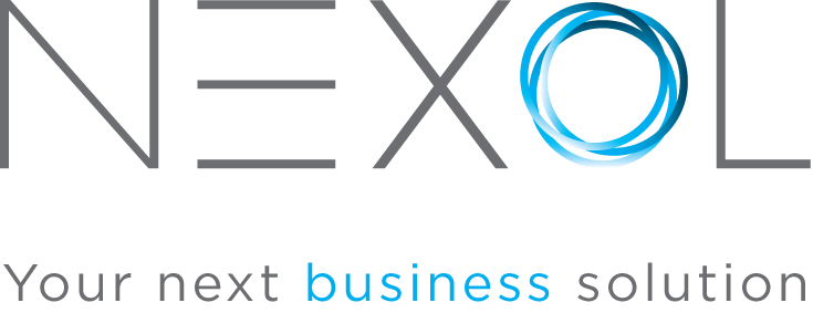 "NEXOL - Szlogen ""Your next business solution"""